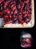 Spiced Plum Bars for a Crowd
