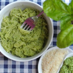 Spinach Walnut Pesto Recipe