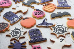 Sugar Cookies for Halloween