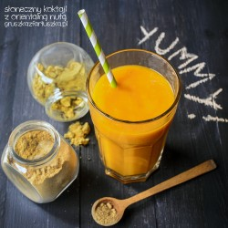 Taste of the Sunny Orient Smoothie