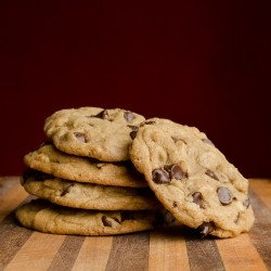 The Classic Chocolate Chip Cookie
