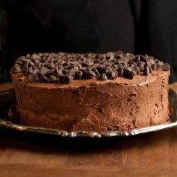 Triple Choclate Cake