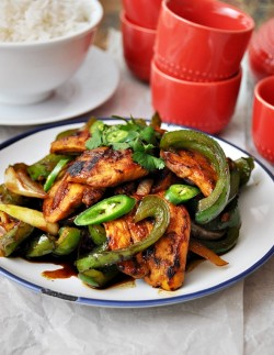 Turmeric and Soy Chicken Recipe