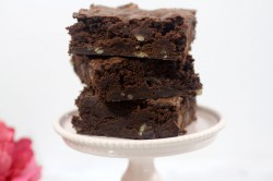 Whole Grain Brownies Done Right