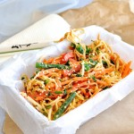 Asian Noodle Salad Creamy Dressing