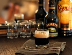 Baby Guinness Cocktail