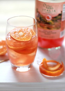 Blood Orange Negroni
