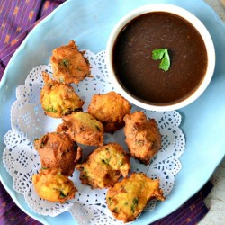 Cabbage and Lentil Fritters