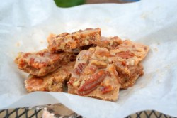Chipotle Pecan Brittle