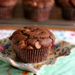 Chocolate Chip and Cola Muffins