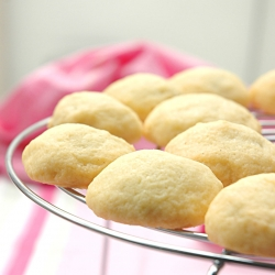 Chocolate-Filled Shortbread
