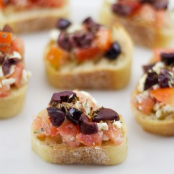 Cretan Dakos | Greek Bruschetta