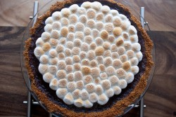 Decadent S'mores Pie