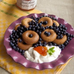 Donuts with Broad Beans!