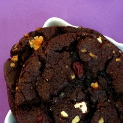 Double Down Chocolate Chunk Cookies