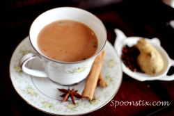 Easy Chai Tea