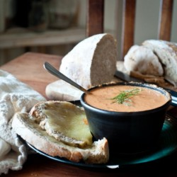 Fennel and Tomato Soup