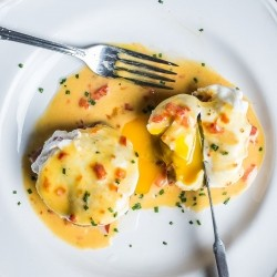 Fried Green Tomato Benedict Recipe