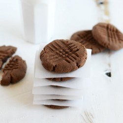 High Protein Chocolate PB Cookies