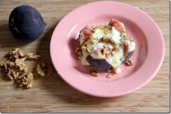 Honey Walnut Figs Recipe