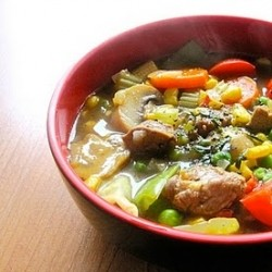 Japanese Meat and Vegetable Curry