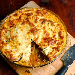 Lazy Mama's Moussaka