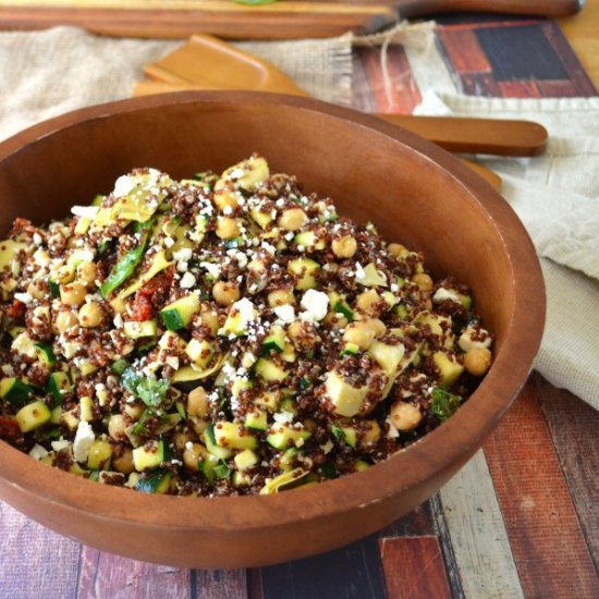Loaded Quinoa Salad