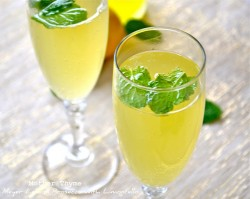 Meyer Lemon Prosecco