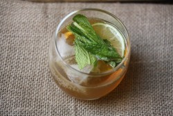 Mint Moscow Mule Cocktail Recipe