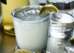 Naturally Sweetened Margaritas