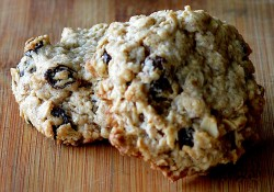 Old Fashioned Oatmeal Raisin Cookie