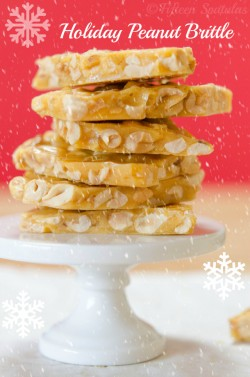 Peanut Brittle Recipe