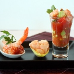 Prawn Cocktail Trio