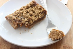 Pumpkin Butter Crumble Bars