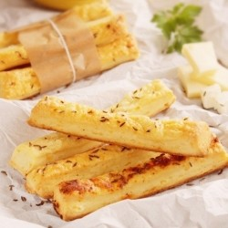 Romanian Cheese Sticks