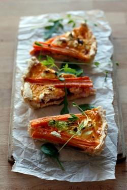 Savory Carrot Pie