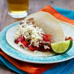 Slow-Cooker Pulled Pork Tacos