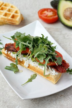 Souped-Up BLT