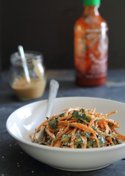 Spicy Thai Carrot