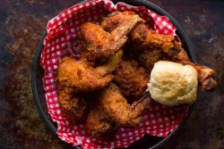 Tennesse Hot Fried Chicken
