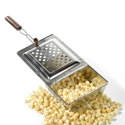 Traditional Popcorn Poppers