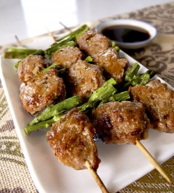 Tsukune – Chicken Meatballs