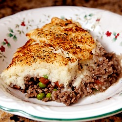 Weekday Shepherds Pie