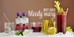 Beet Juice Bloody Mary
