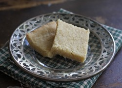 Brown Sugar Shortbread Recipe