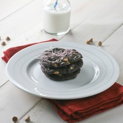 Chocolate Cappuccino Chip Cookies Recipe