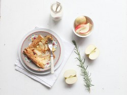 Easy French Apple Pie