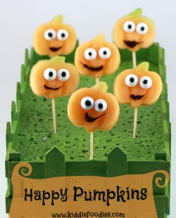 Happy Pumpkins – Halloween Food
