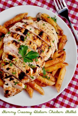 Italian Chicken Skillet Recipe