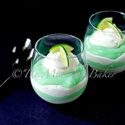 Key Lime Cheesecake Parfaits Recipe